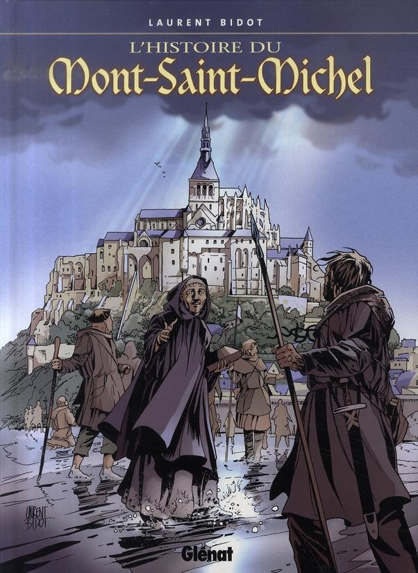 L'HISTOIRE DU MONT-SAINT-MICHEL EN BANDE DESSINEE