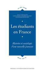 Vente Livre Numérique : Les étudiants en France  - Olivier Galland - Louis Gruel - Guillaume Houzel