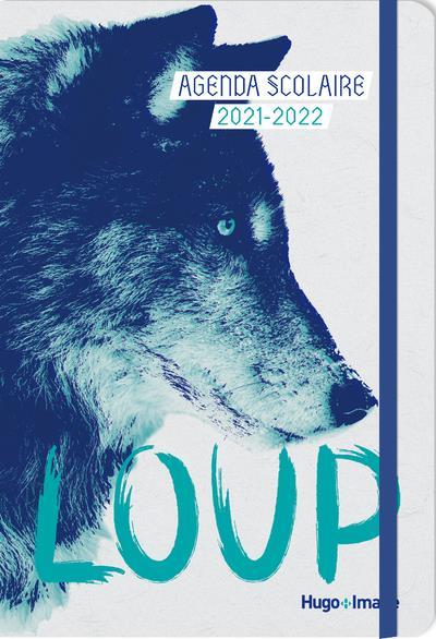 Agenda scolaire loups (édition 2021/2022)