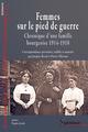 Femmes sur le pied de guerre  - Pierre Allorant  - Jacques Resal
