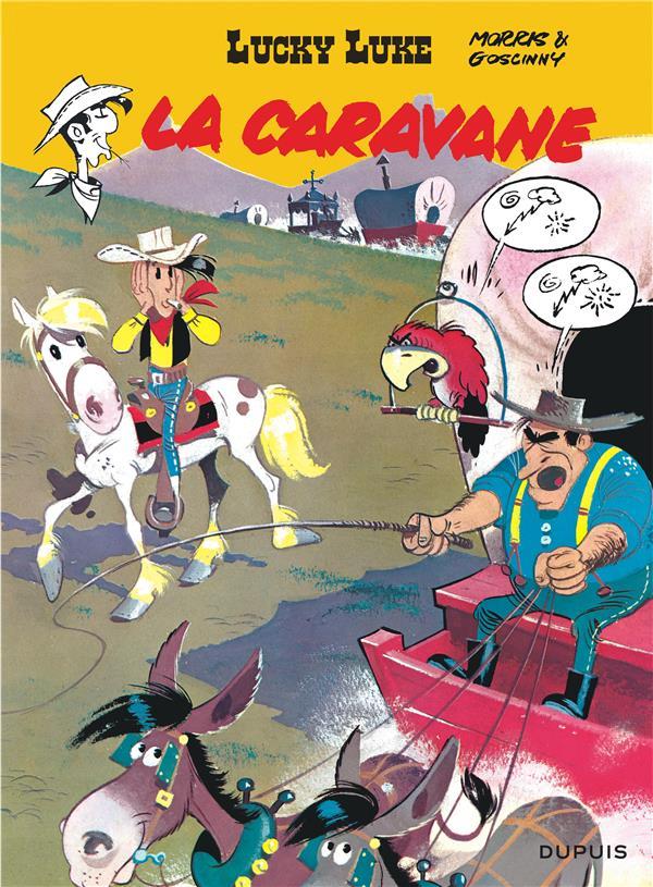 Lucky Luke T.24 ; La Caravane