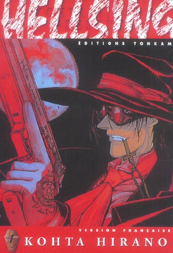 Hellsing -Tome 01-