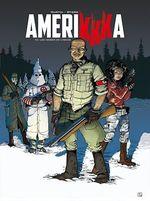 Vente Livre Numérique : Amerikkka t.3 ; les neiges de l'Idaho  - Nicolas Otéro