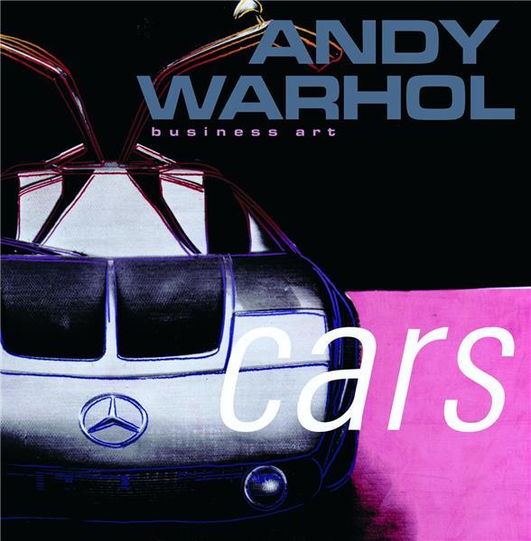 Andy warhol cars