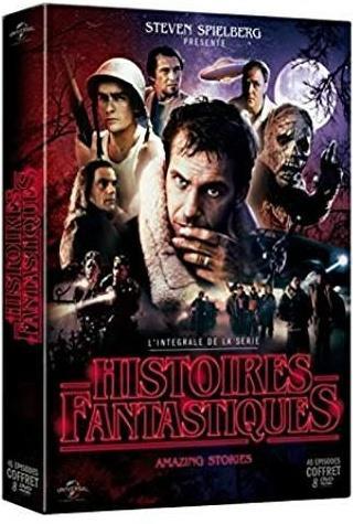 Histoires fantastiques - L'intégrale de la série