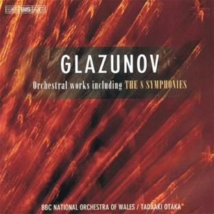orchestral works - including the symphonies