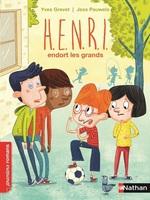 Vente EBooks : H.e.n.r.i. endort les grands  - Yves GREVET