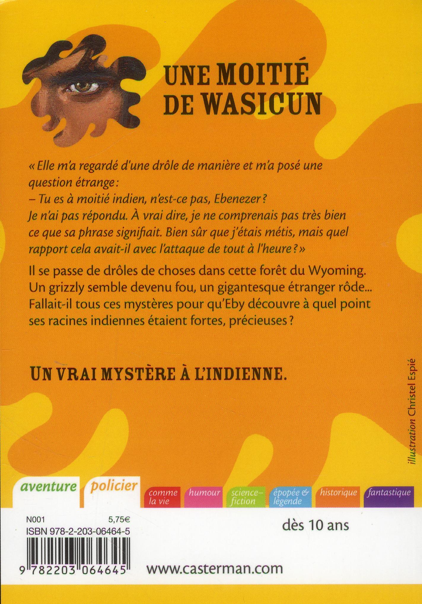 Une moitié de Wasicun