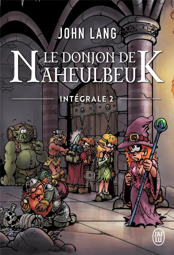 Le donjon de Naheulbeuk ; Intégrale vol.2