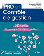 Pro en Contrôle de gestion  - Benoît Gérard - Anne-Laure Farjaudon - Yves Levant - Bénédicte Merle