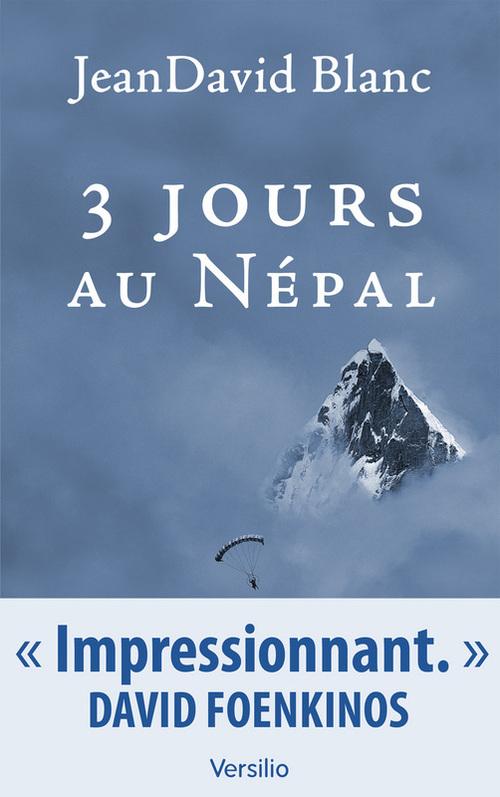 Trois jours au Népal