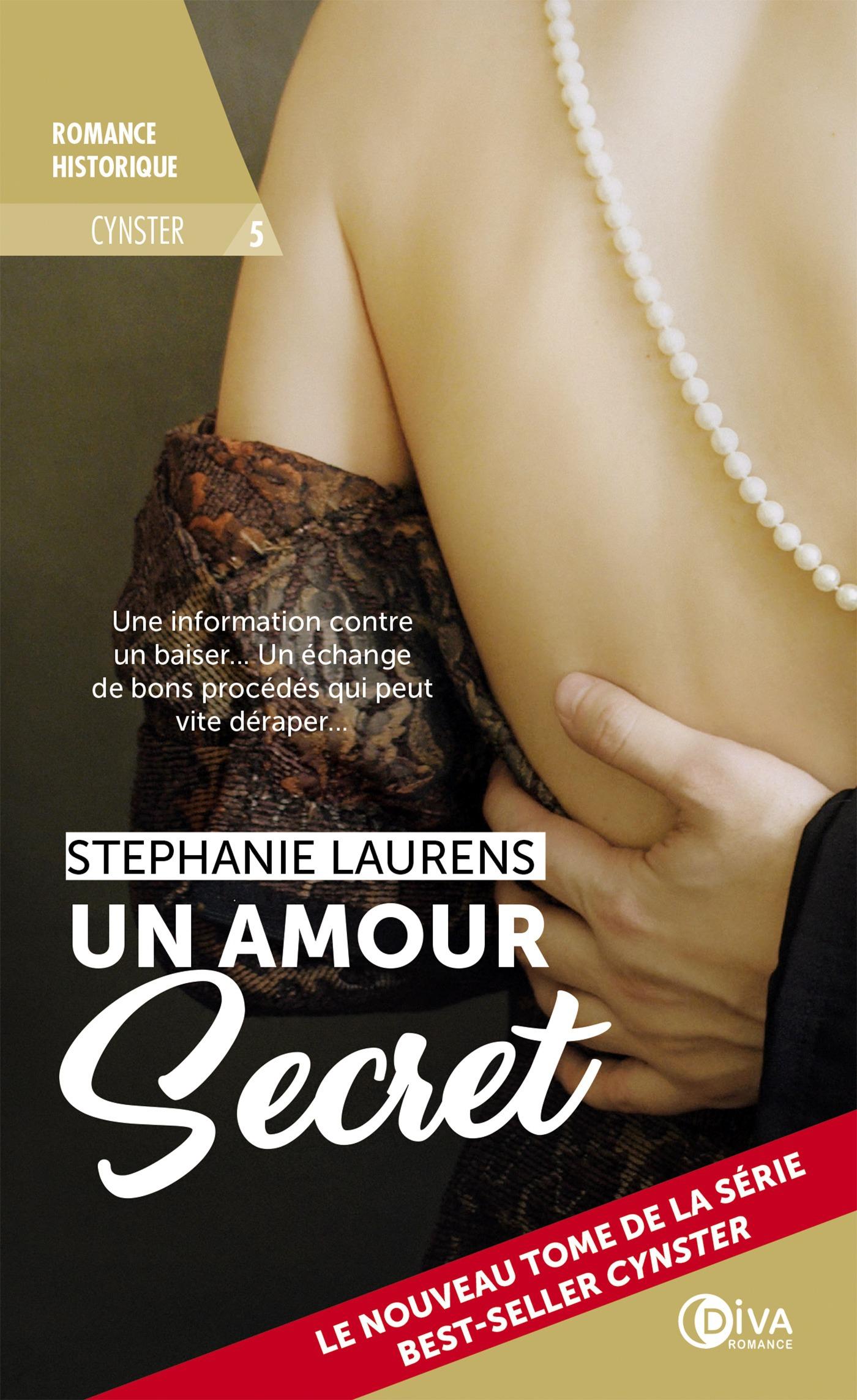 Cynster T.5 ; un amour secret