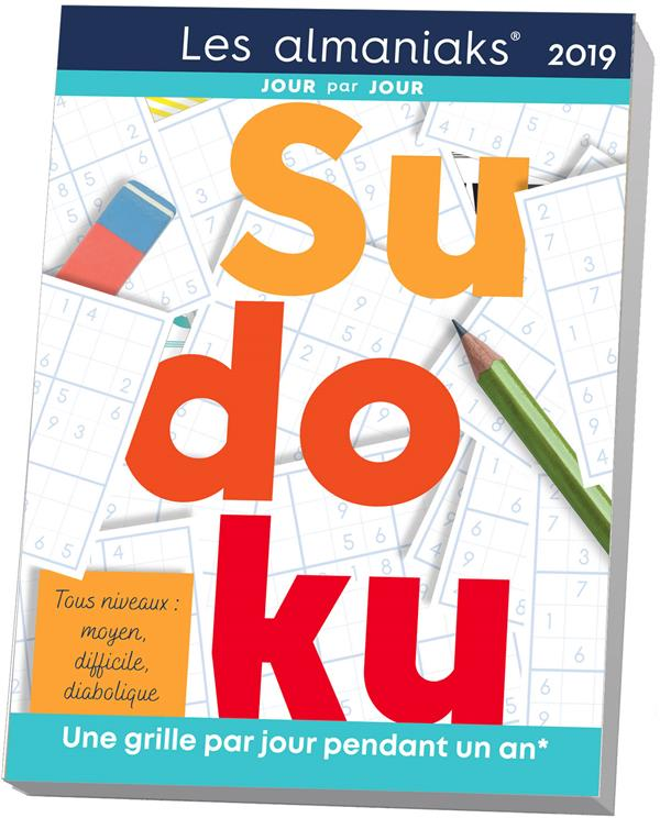 Sudoku (édition 2019)