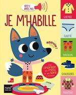 Vente Livre Numérique : Répète après moi - Je m'habille 1/3 ans  - Madeleine Deny