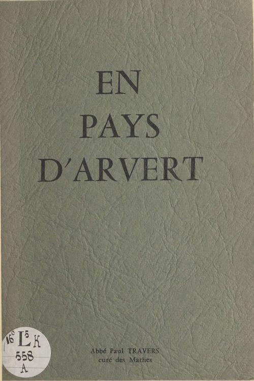En pays d'Arvert  - Paul Travers
