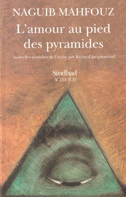 L'amour au pied des pyramides