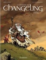 Vente Livre Numérique : La Légende du Changeling - Tome 1 - Le Mal-venu  - Dubois