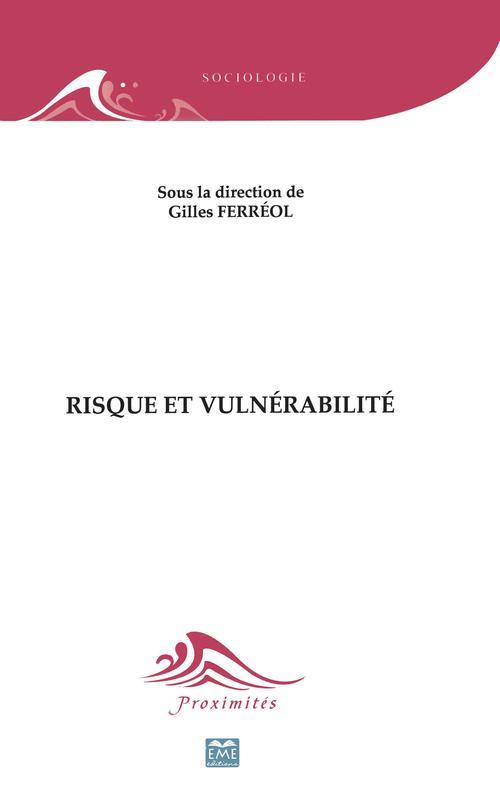 Risque et vulnerabilité