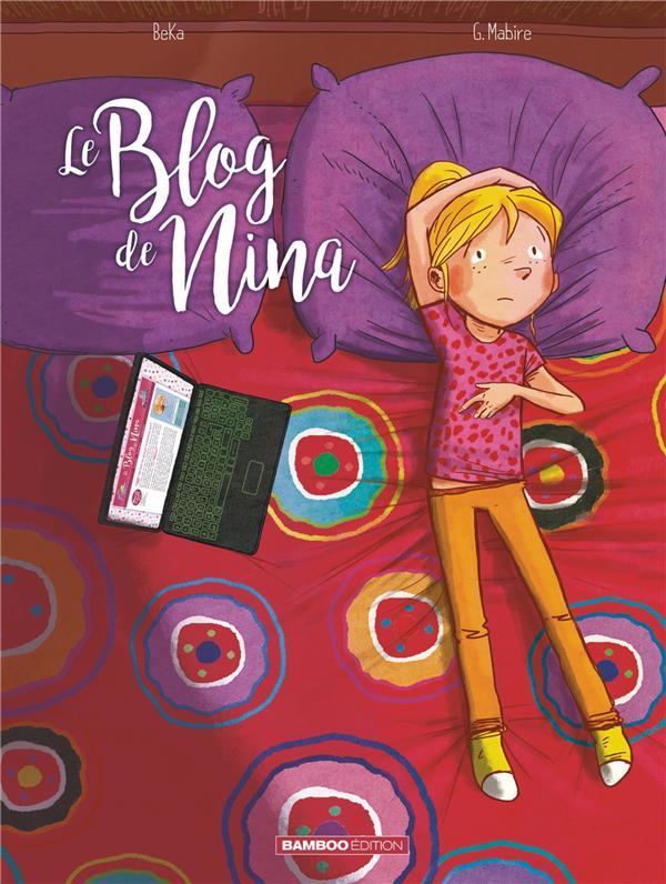 Le blog de Nina t.1