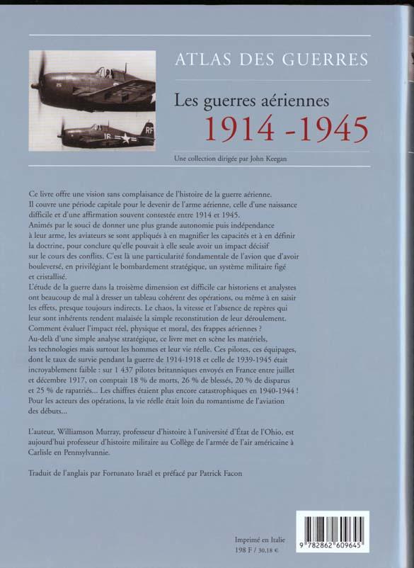 Les guerres aeriennes - 1914-1945