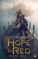 Vente EBooks : Hope & Red  - Jon Skovron