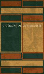 Vente EBooks : De la vieillesse  - CICERON