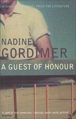 Vente Livre Numérique : A Guest of Honour  - Nadine Gordimer
