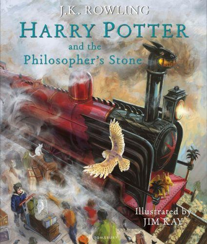 Harry potter and the philosopher's stone t.1