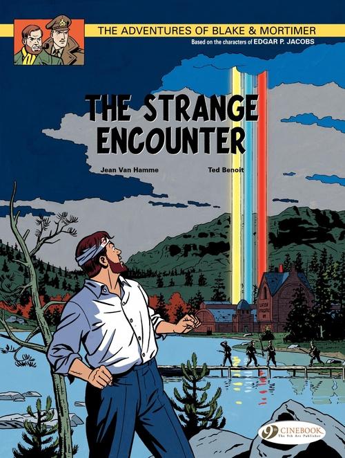 Blake et Mortimer T.5 ; the strange encounter