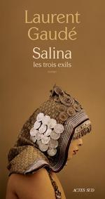 Couverture de Salina - Les Trois Exils