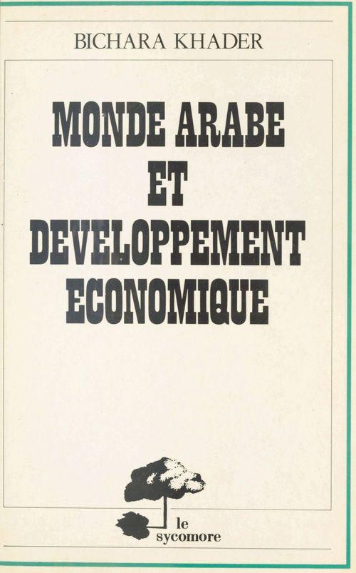 Monde arabe et développement économique