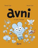 Vente Livre Numérique : Avni, Tome 05  - Romain Pujol - Vincent Caut