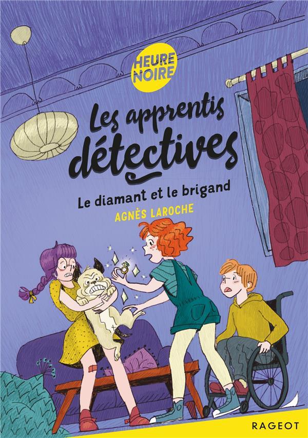 Les apprentis détectives t.6 ; le diamant et le brigand