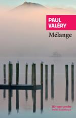 Vente Livre Numérique : Mélange  - Paul Valéry