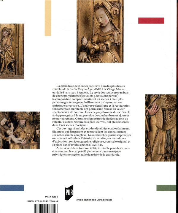 Retable anversois de la cathédrale de Rennes