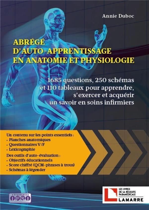 Abrégé d'auto apprentissage en anatomie et physiologie (4e édition)