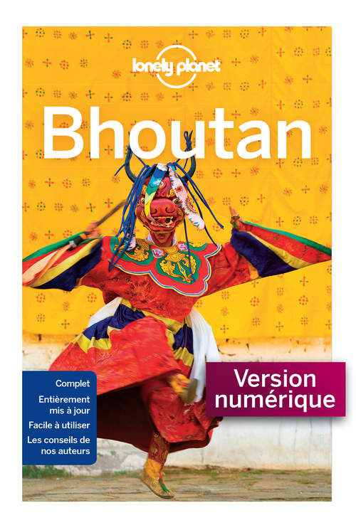 Bhoutan 2ed  - LONELY PLANET FR