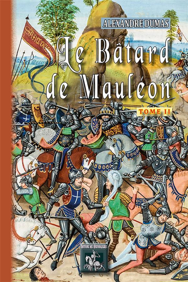 le bâtard de Mauléon t.2