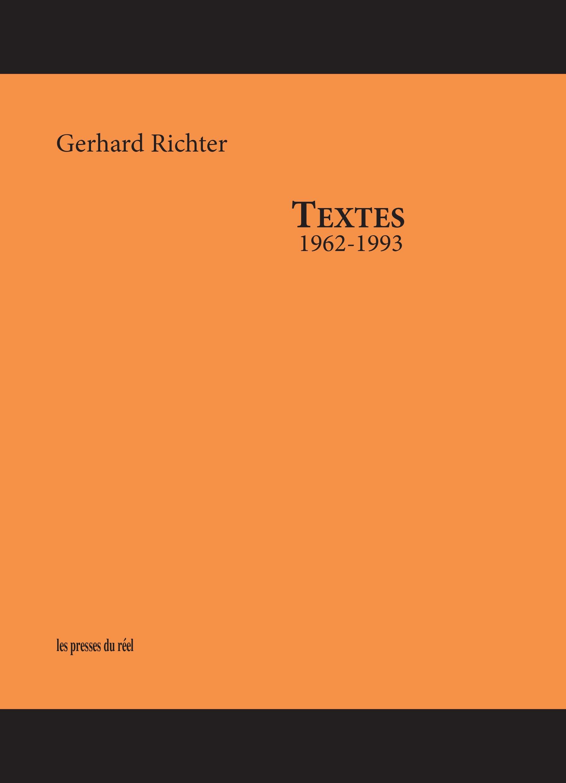 Textes, 1962-1993
