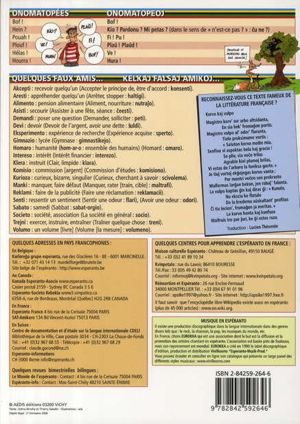 l'esperanto t.2 ; la conversation