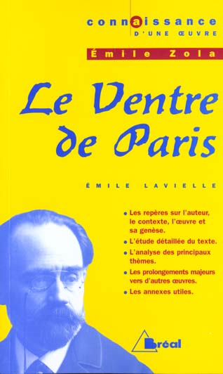 Le ventre de Paris, d'Emile Zola
