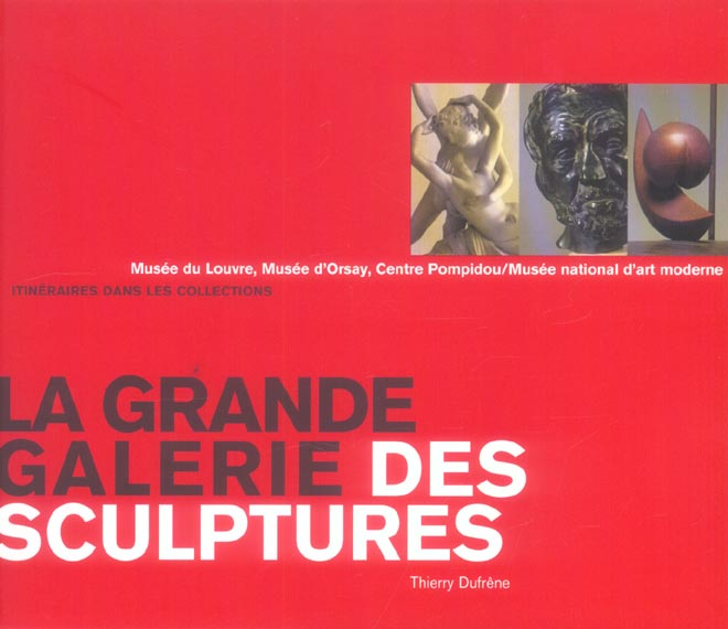 La grande galerie des sculptures