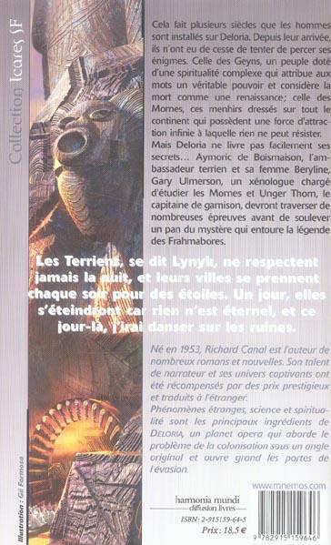 Deloria - la legende des frahmabores