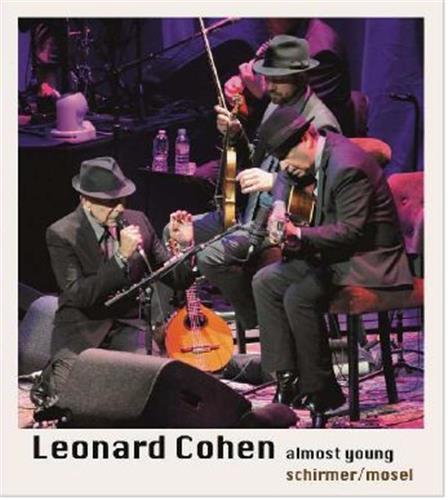 Léonard Cohen ; almost young