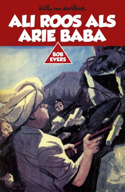 Ali Roos als Arie Baba