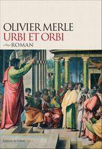 Vente Livre Numérique : Urbi et orbi  - Olivier Merle