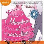 Vente AudioBook : Les Enquêtes de Lady Rose : Volume 1 - Meurtre et séduction  - M.C. Beaton