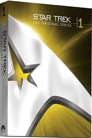 coffret star trek - the original series, saison 1