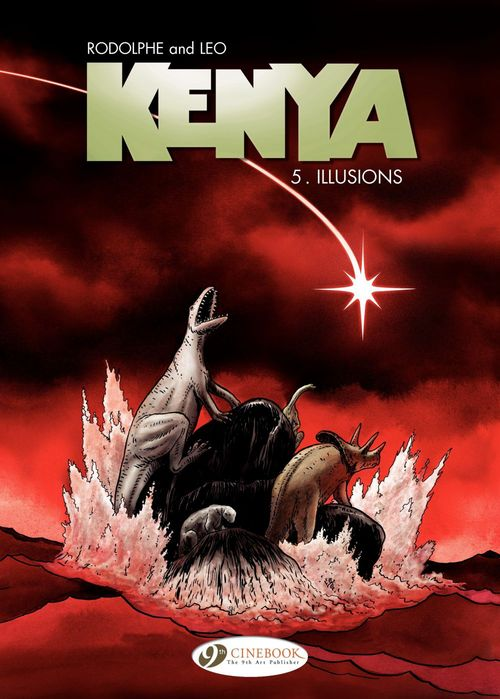 Kenya t.5 ; illusions