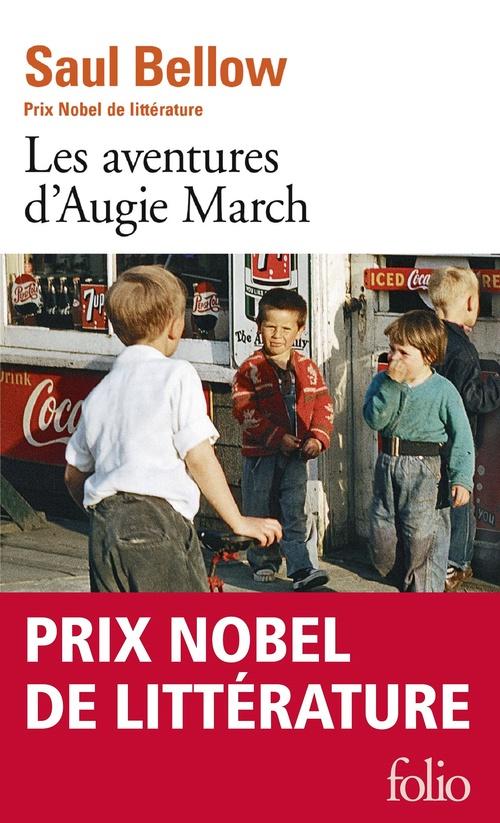 Les aventures d'Augie March